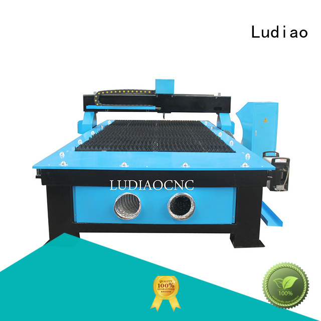 Ludiao Wholesale low cost cnc plasma cutting machine company for fabrication and welding centers