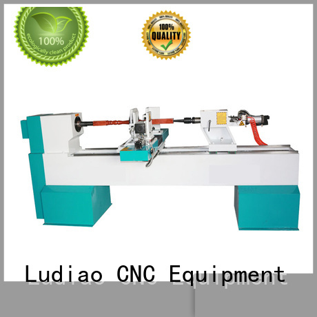 Wholesale cnc metal lathe for sale company for Wooden Columns Making