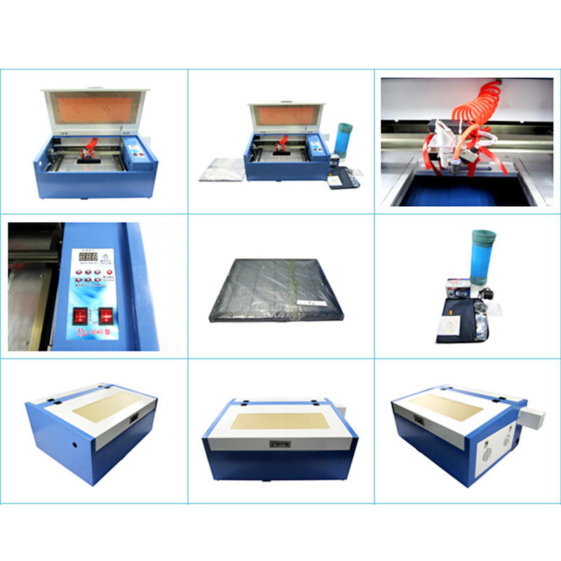 Wholesale 100w co2 laser cutter factory for cutting flat-sheet materials-1