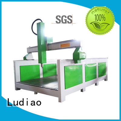 Ludiao Wholesale vertical foam cutting machine company for wood worker