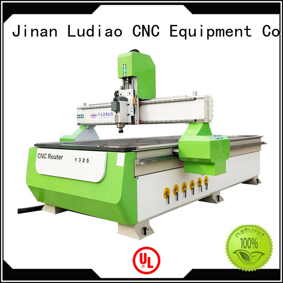 Ludiao Custom 5 axis wood router for business for building industry
