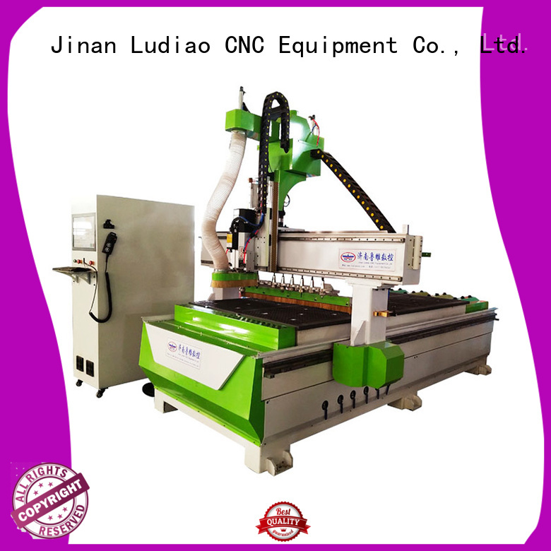 Ludiao computerized router woodworking manufacturers for wood worker