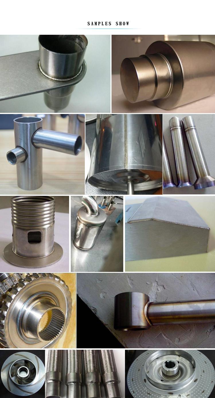Ludiao laser welding parameters manufacturers for welding flat-sheet materials