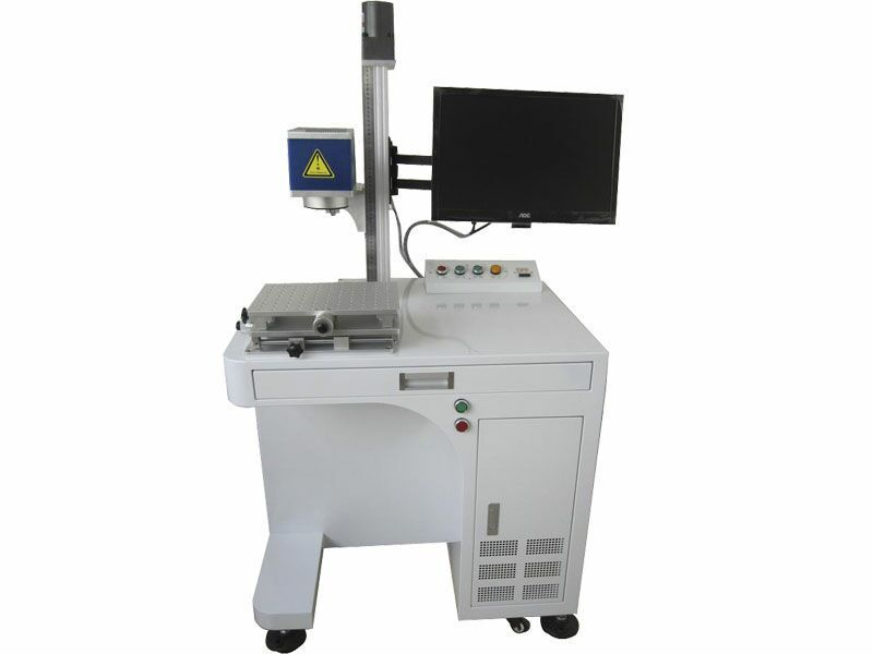Coloful Fiber Laser Marking Machine