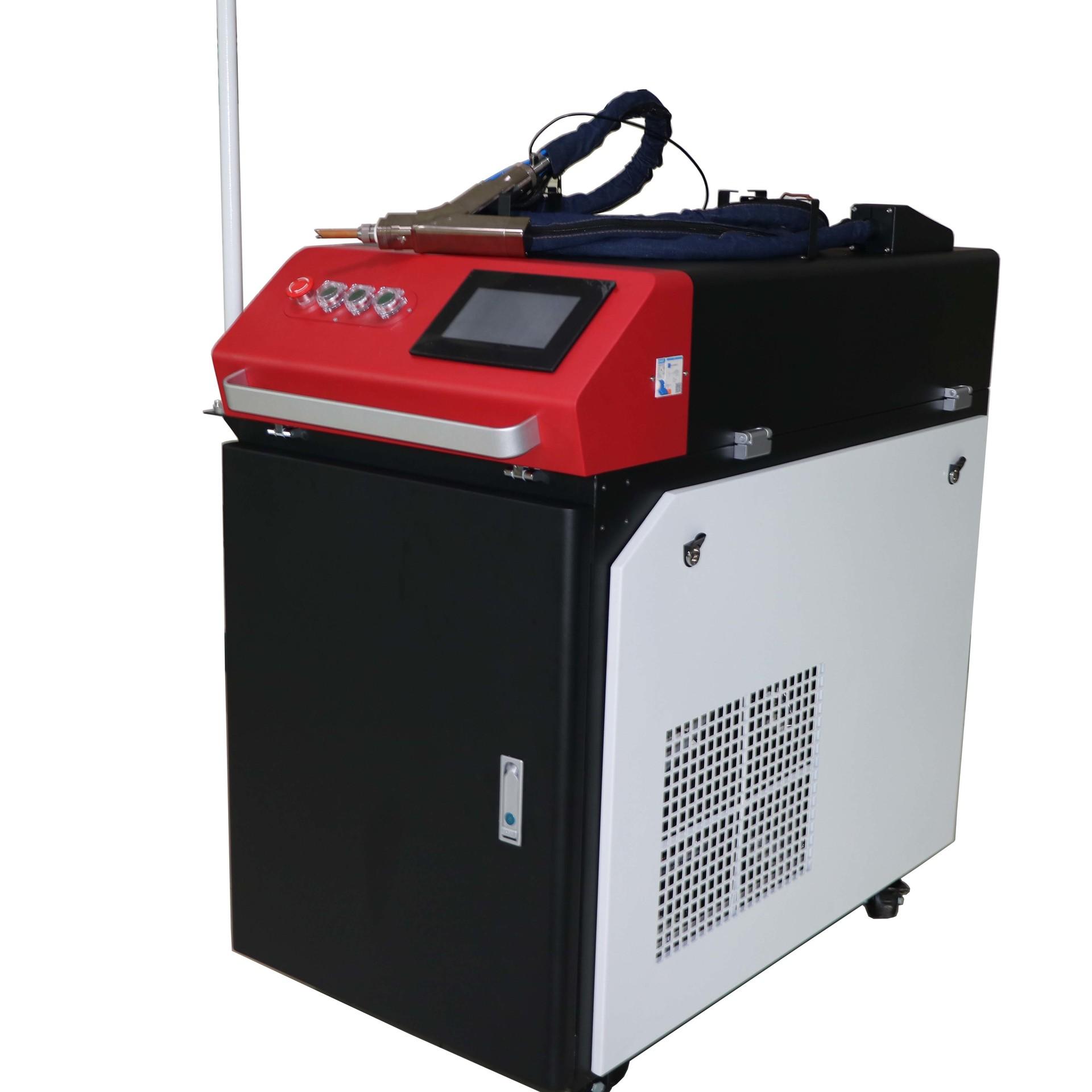 Handheld fiber laser welding machine
