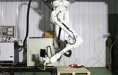 3D Robot Fiber Laser Welding Machine