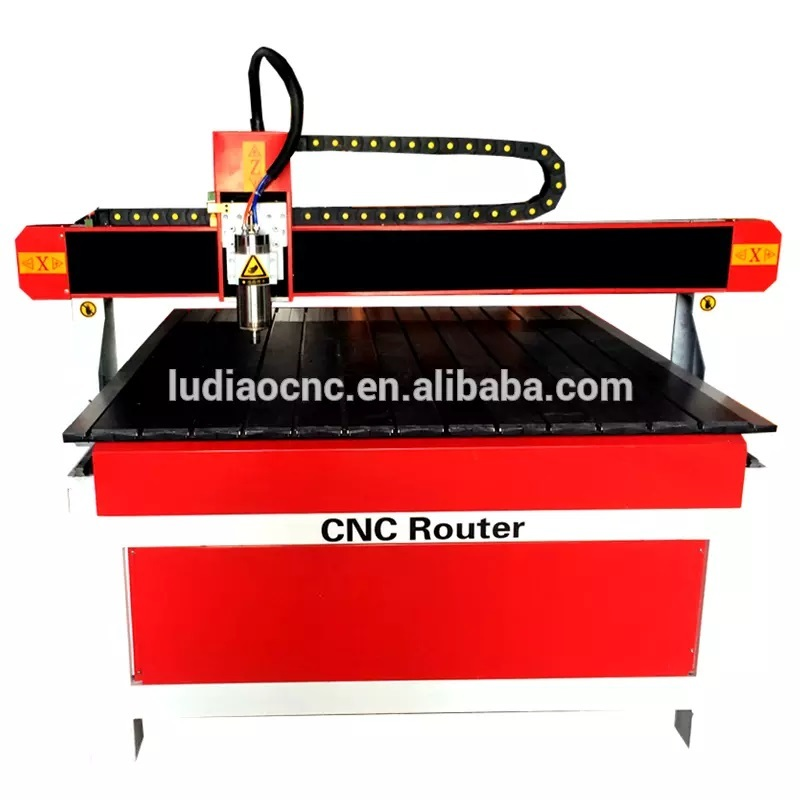LD1224 Advertising ATC Cnc Engraving Router