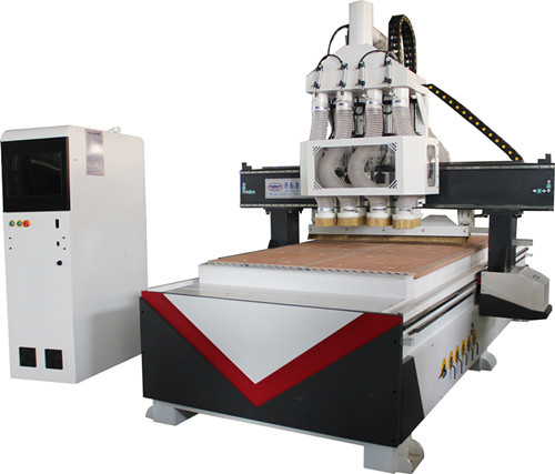 LD-1325 Four-Process Woodworking CNC Router Machine