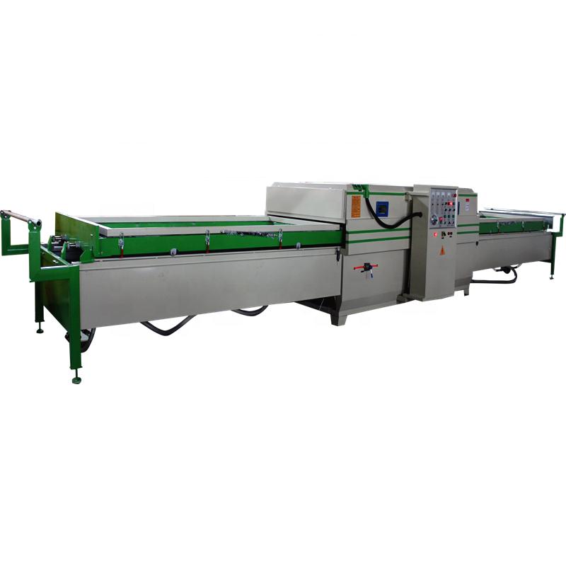 TM-2480B Full -Auto Vacuum Membrane Press Machine with Double Station