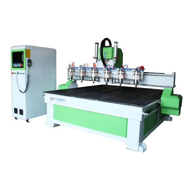 LD-1525-6 3D Relief  Woodworking Engraving CNC Router Machine