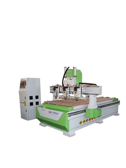 LD-1325-3 3D Relief Woodworking Engraving CNC Router Machine