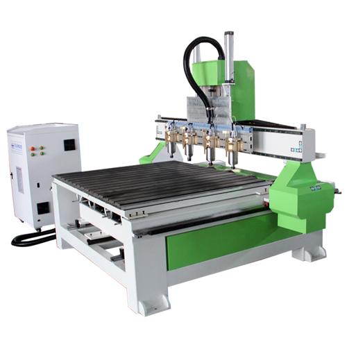 LD-1325-4 Plane&Cylinder CNC Engraving Machine