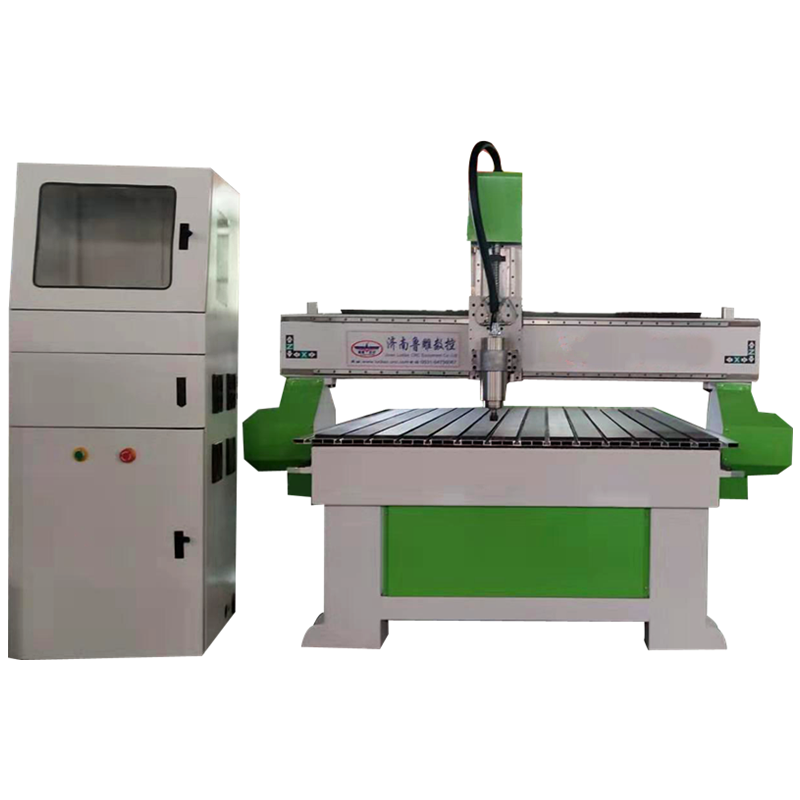 LD-1325 Single Spindle CNC Router Machine with Aluminum Station