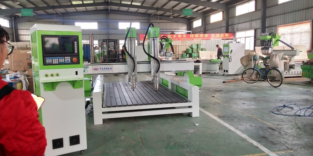 LD-1525 Polytron CNC Router Engraving Machine for all kinds of Molds