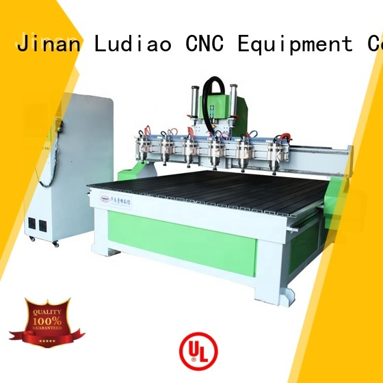 Ludiao High-quality industrial routers woodworking for business for woodworking