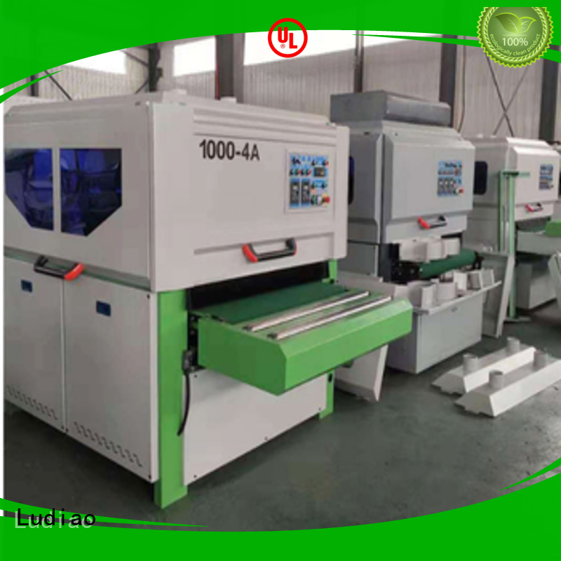 Top wood polishing equipment manufacturers for Wood Cabinet Door Production Line