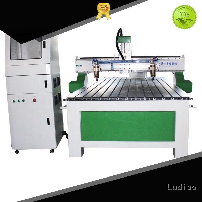 Ludiao New portable cnc wood router for business for wood carving