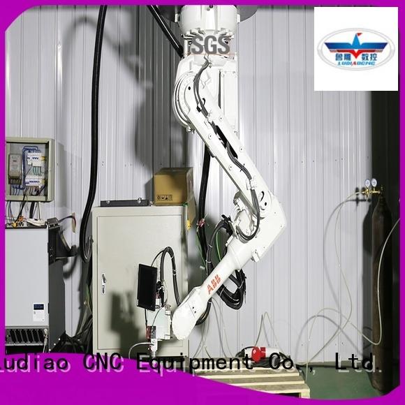 Ludiao Custom laser beam welding process factory for welding metal materials