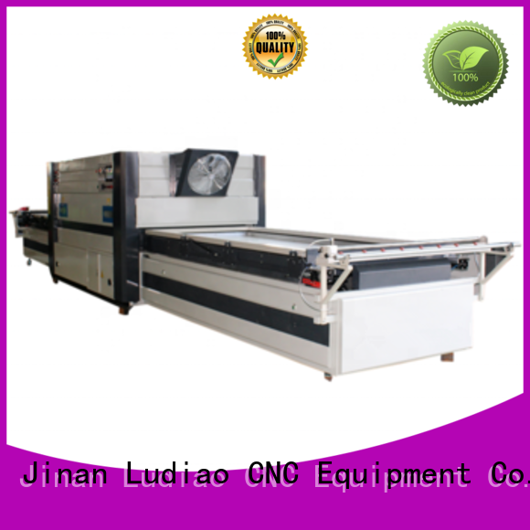 Latest global vacuum press for sale for business for Wood Cabinet Door Production Line