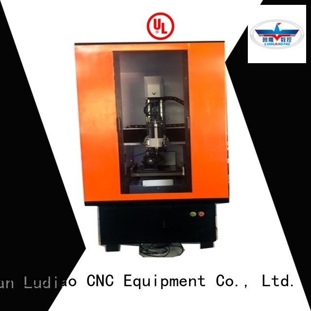 Ludiao best cnc router table supply for CNC industry