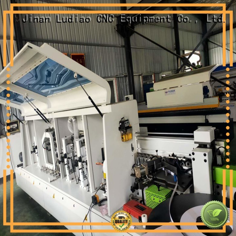 Ludiao Best edge banding trimmer machine for business for wood furniture edge banding