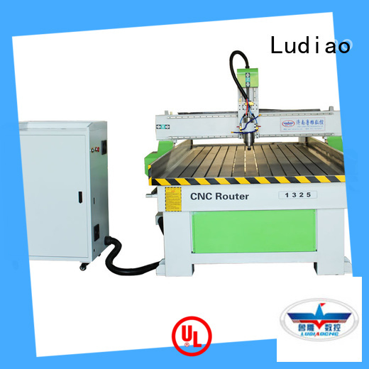Ludiao Best mini stone carving machine company for stone engraving