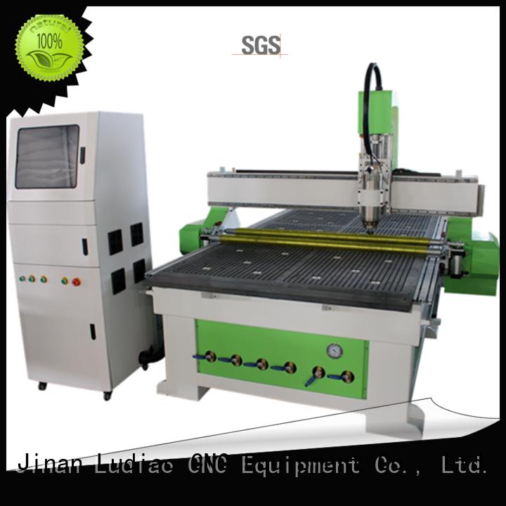 Custom large wood cnc machine manufacturers