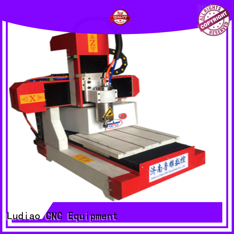 Ludiao cnc router business factory for Advertising industry